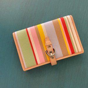 Colorful Coach mini wallet